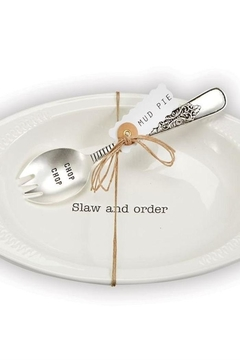 Mud Pie Coleslaw Serving Set - Product List Image