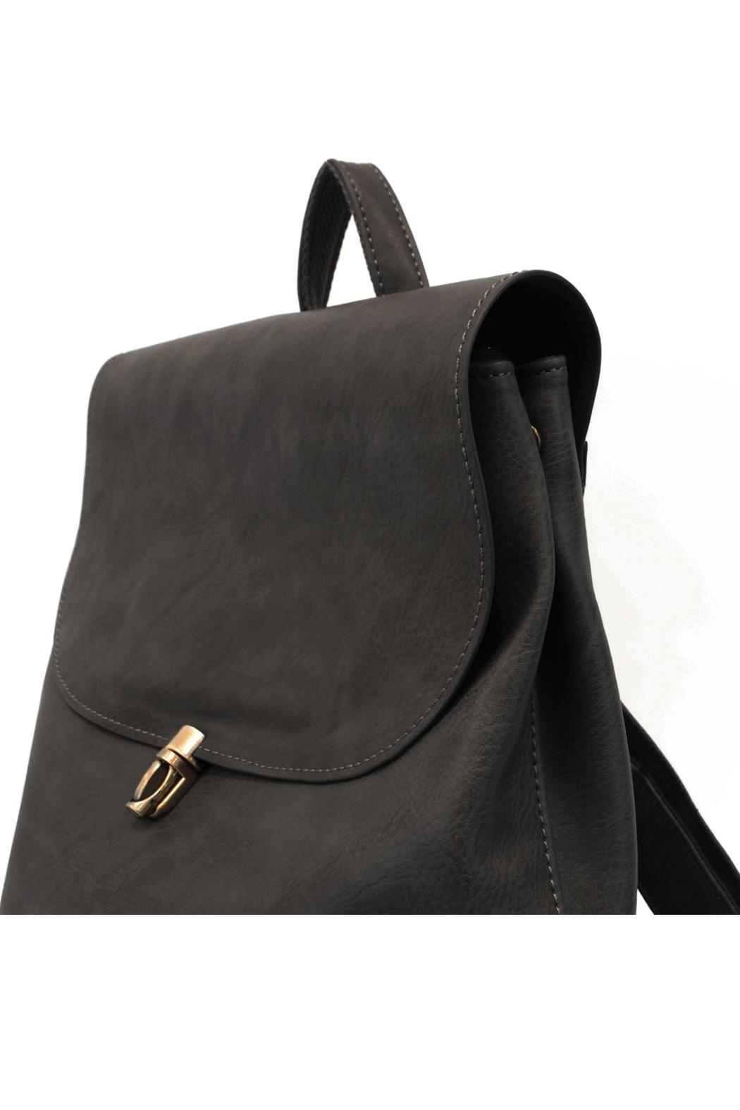 Joy Accessories Colette Backpack - Back Cropped Image