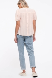By the River Colette Lace Top - Side cropped