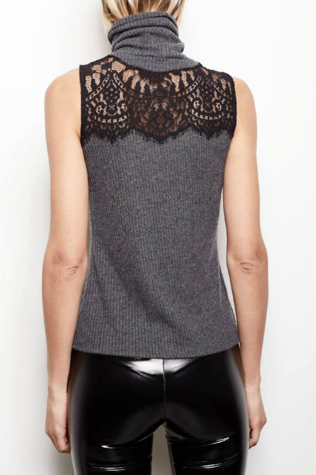 Generation Love  Colette Lace Top - Front Full Image