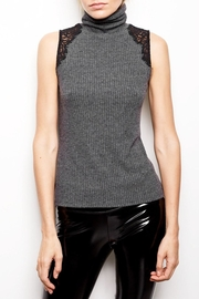 Generation Love  Colette Lace Top - Front cropped