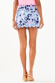 Lilly Pulitzer Colette Skort - Front full body