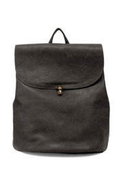 Joy Accessories Colette Vegan Leather Backpack - Front cropped