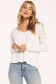 White Crow Colfax Top - Product Mini Image