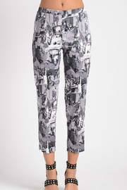 Lynn Ritchie Collage Cropped Pant - Product Mini Image