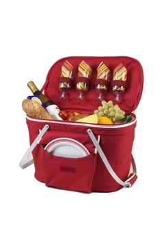 Picnic at Ascot  Collapsible Picnic Basket - Product List Image