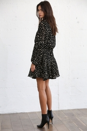 By Together  Collar Neck Dress - Front full body
