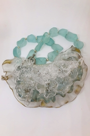 Ykaje Collar With Bowls - Front cropped