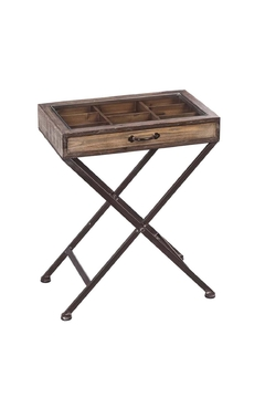 Evergreen Enterprises Collectible Table - Product List Image