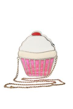Collectif Cupcake Shoulder Bag - Alternate List Image