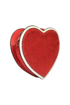 Collectif Heart Shoulder Bag - Alternate List Image