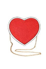Collectif Heart Shoulder Bag - Product Mini Image