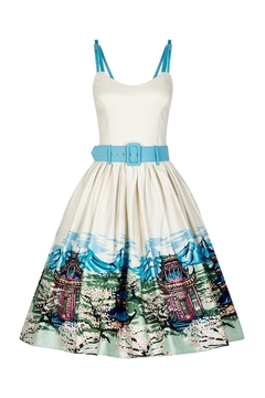 Collectif Jade Scenic Dress - Product List Image