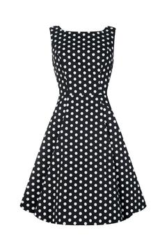 Collectif Polka Skater Dress - Product List Image