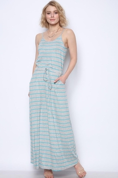 Collective Rack Stripped Knit Maxi - Product List Image