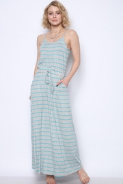 Collective Rack Stripped Knit Maxi - Product Mini Image