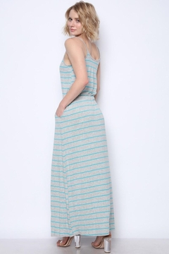 Collective Rack Stripped Knit Maxi - Alternate List Image