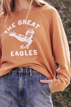 The Great College Sweatshirt - Product List Image