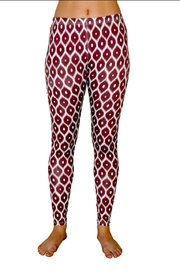 College Style Gameday Leggings - Product Mini Image