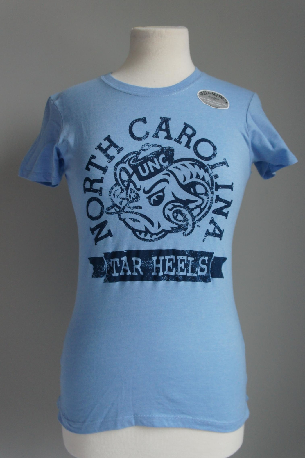 College Style North-Carolina College Tees - Front Cropped Image