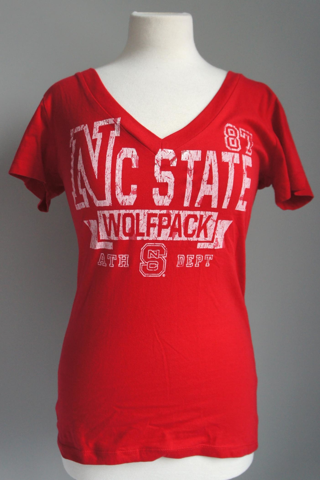College Style North-Carolina College Tees - Main Image