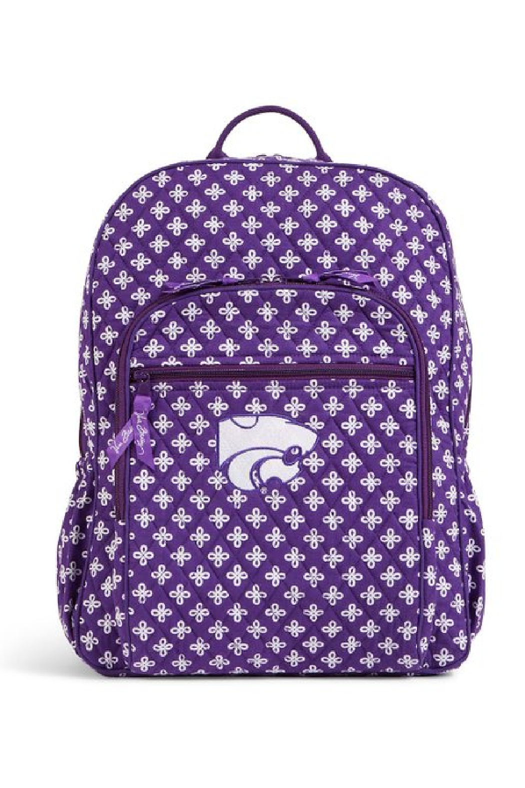 Vera Bradley Collegiate Campus Backpack - Front Cropped Image