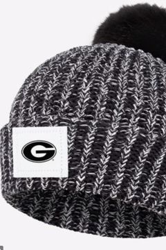 Love Your Melon Collegiate Pom Beanie - Alternate List Image