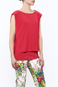 Shoptiques Product: Red Fairlee Top