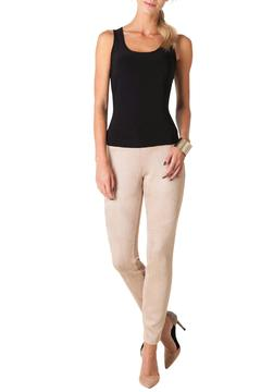 Colletta Faux Suede Pants - Product List Image