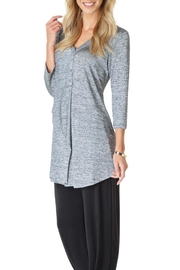 Colletta Grayson Button Blouse - Product Mini Image