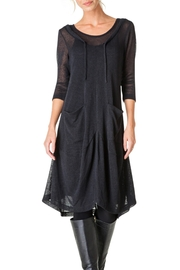 Colletta Knit Pocket Dress - Product Mini Image