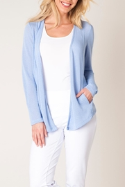 Colletta Pastel Blue Sweater - Product Mini Image