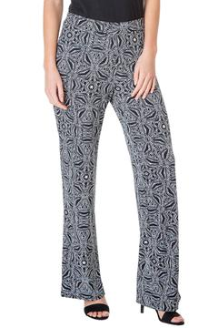 Shoptiques Product: Silky Pattern Pants