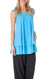 Colletta Sleeveless Layered Tunic - Product Mini Image