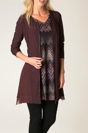 Colletta Zip Tunic - Product Mini Image