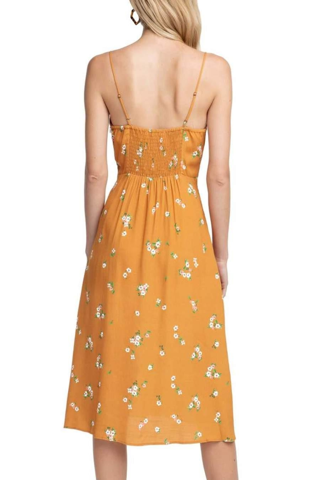 ASTR Collin Dress - Side Cropped Image
