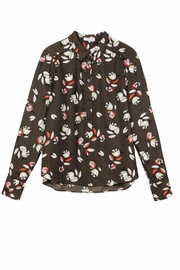 FRNCH Collin Printed Blouse - Side cropped