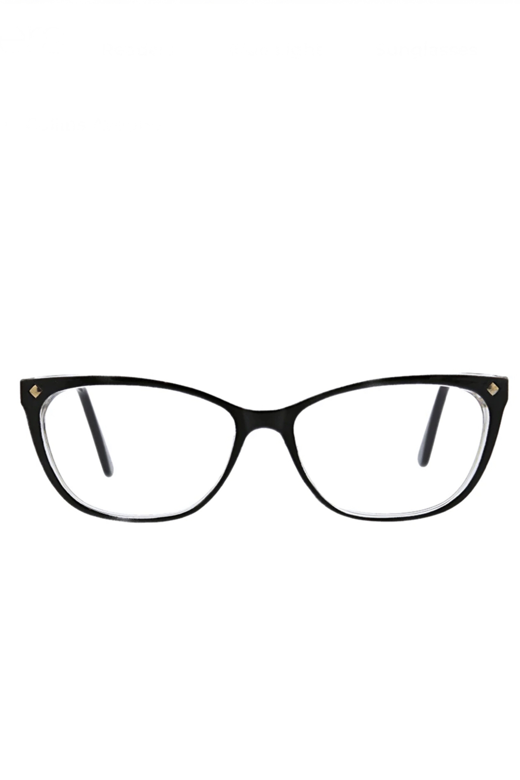 Peepers  Collins Avenue Reading Glasses - Front Full Image