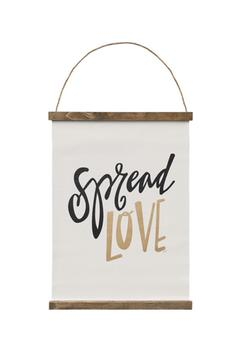 Shoptiques Product: Spread Love Wall Art