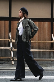 Rails Collins Stars Jacket - Front full body