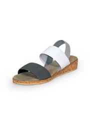 CHARLESTON Collins Wedge Sandal - Product Mini Image