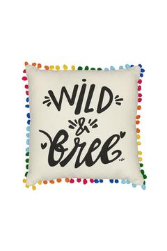 Shoptiques Product: Wild & Free Pillow