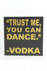 Collins Painting & Design Vodka Sign - Product Mini Image