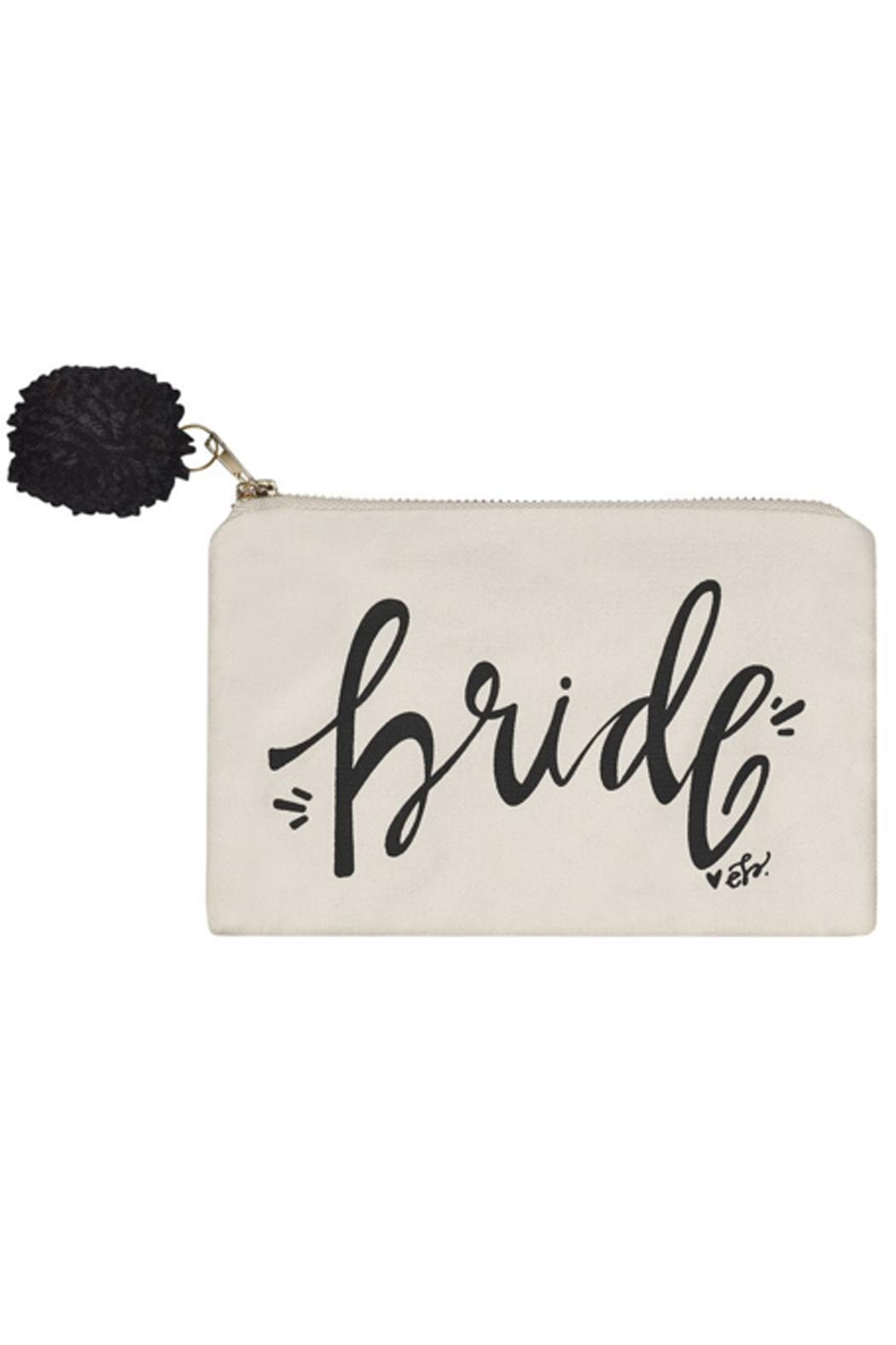 Collins Paintings Bride Cosmetic Pouch - Main Image