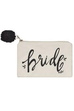 Collins Paintings Bride Cosmetic Pouch - Alternate List Image
