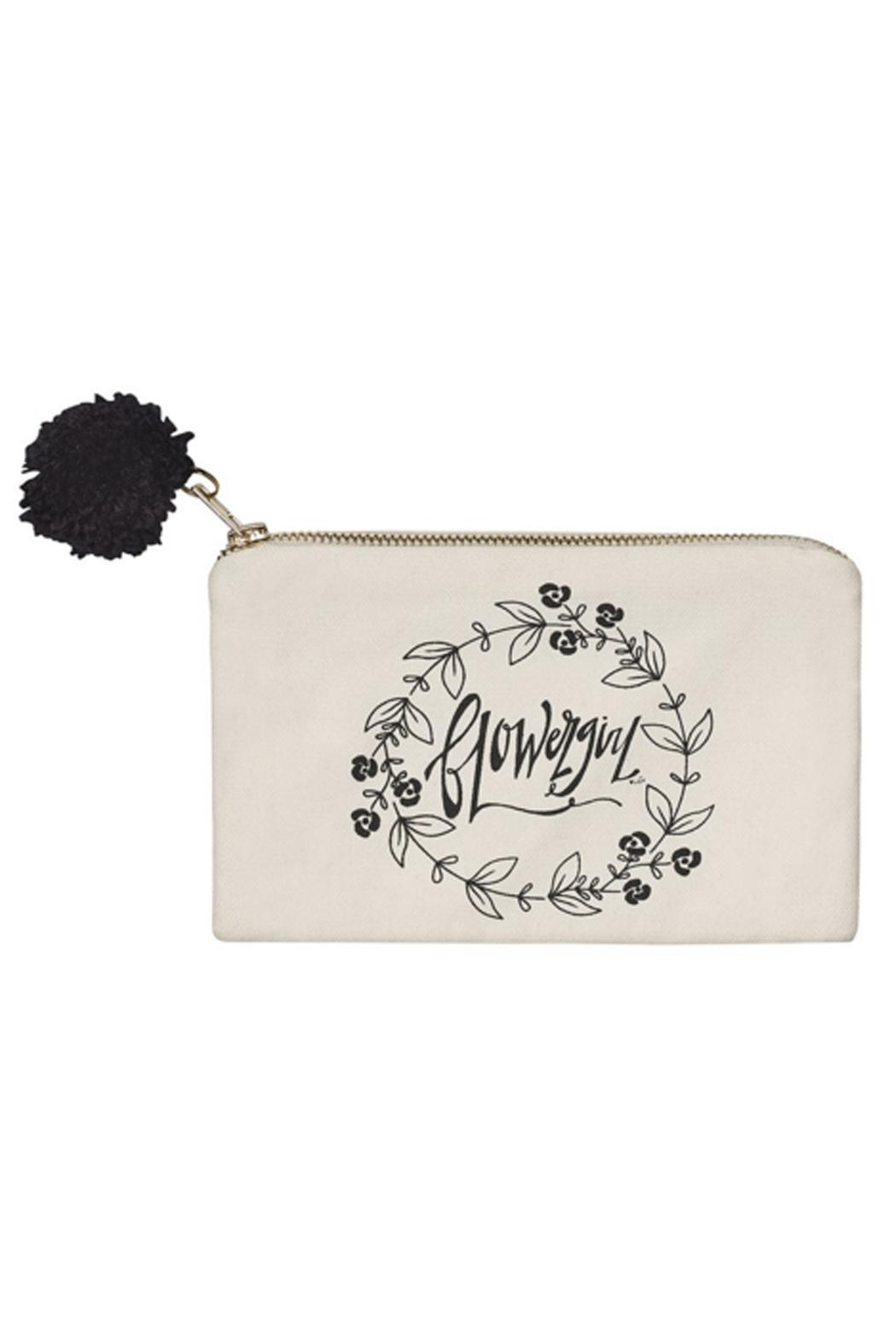 Collins Paintings Flower Girl Pouch - Main Image