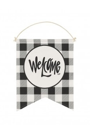 Collins Paintings Welcome Banner - Product Mini Image