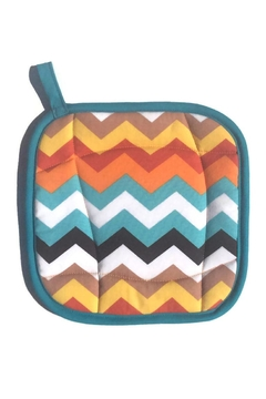 Collisionware Chevron Stripe Potholder - Alternate List Image