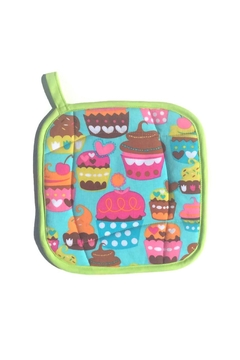 Collisionware Cupcake Pot Holder - Alternate List Image