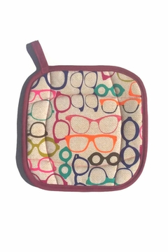 Collisionware Eye Glasses Pot Holder - Alternate List Image